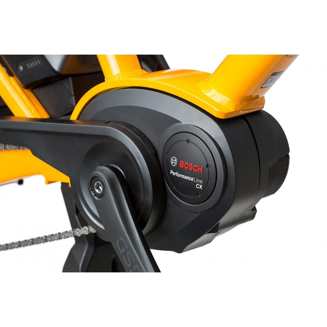 Vélo électrique longtail compact Tern GSD S00 2019