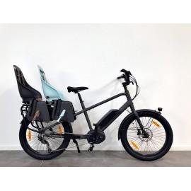 Vélo longtail électrique cargo Benno BOOST-e 2019 VÉLO ÉLECTRIQUE CARGO