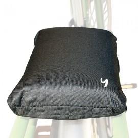 Coussin court Mini Soft Spot pour vélo électrique cargo enfant Yuba Boda Boda