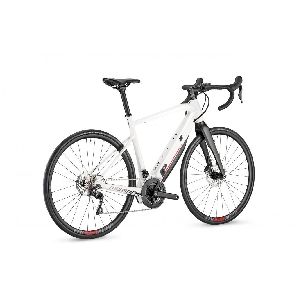 Vélo électrique route Moustache Dimanche 28.3 2020