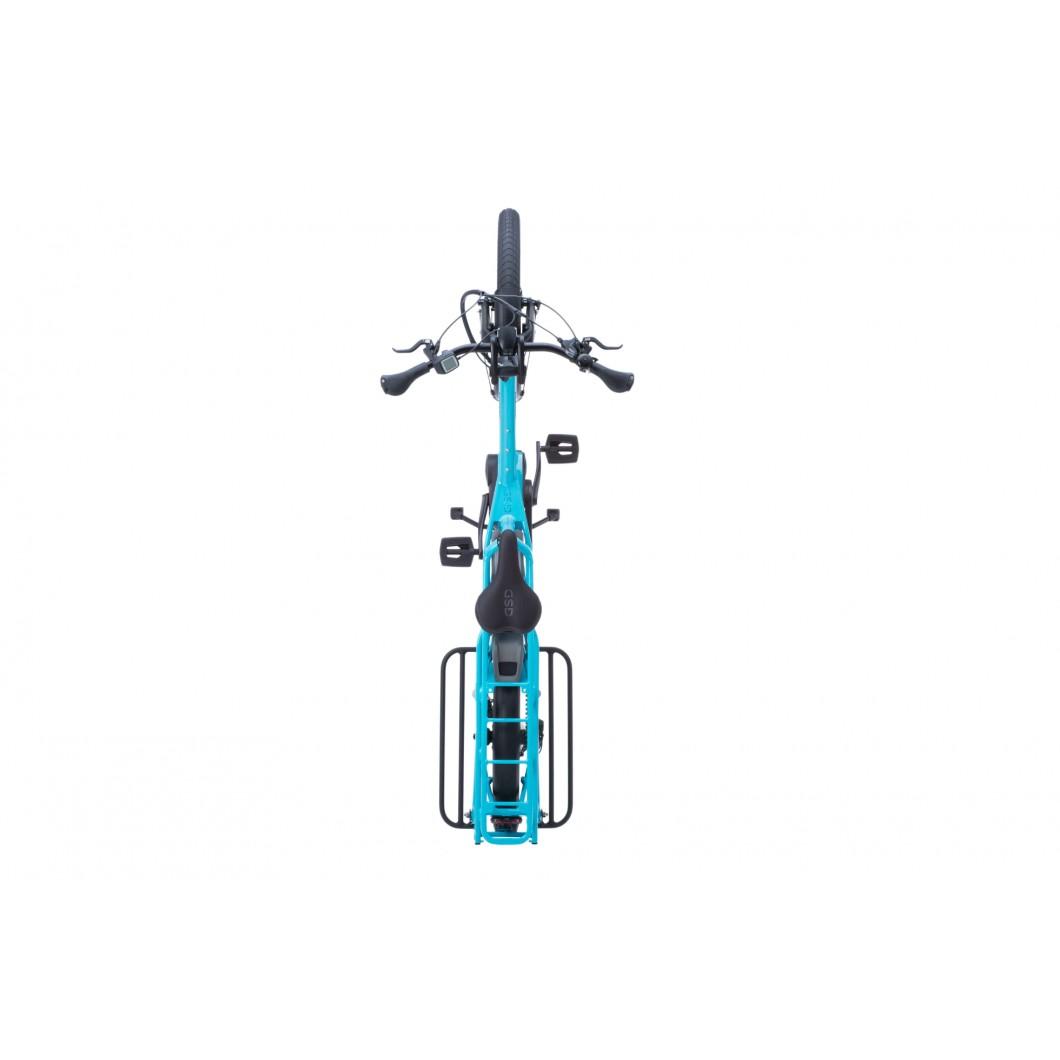 Sidekick Lower Deck barres cales pieds pour vélo électrique TERN GSD S10 ou S00