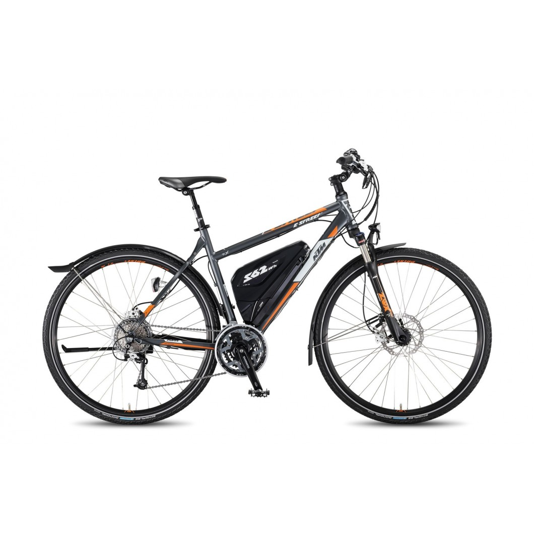 Vélo électrique KTM E STREET P 2016