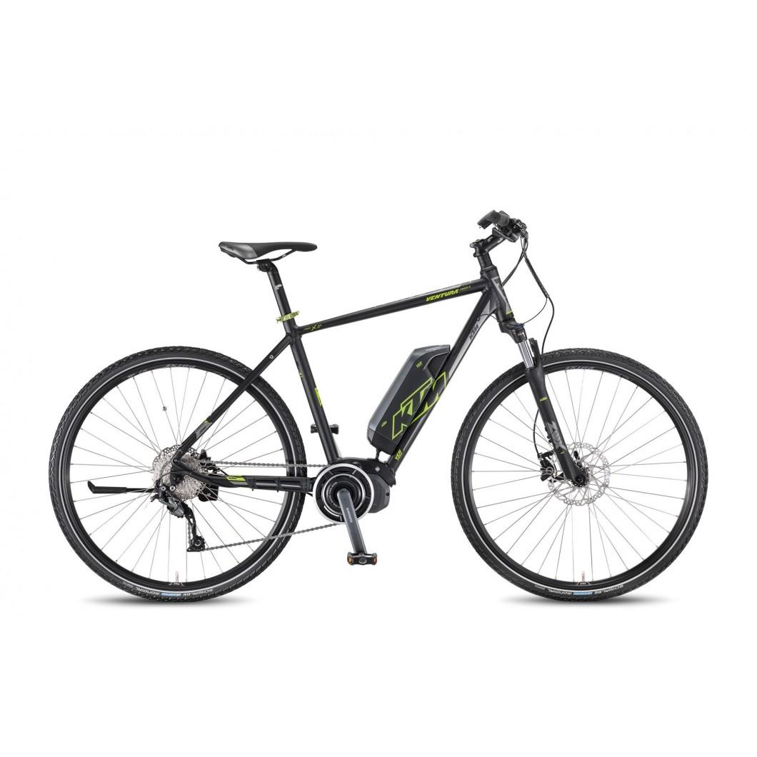 Vélo électrique KTM VENTURA Cross 9 2016