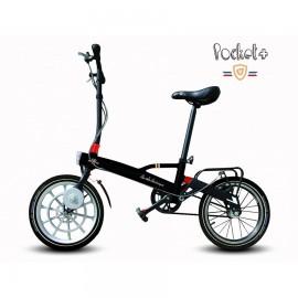 Vélo électrique pliant ultra léger & ultra compact V'Lec Pocket + VÉLO ÉLECTRIQUE PLIANT