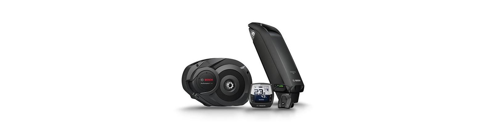 Batterie, chargeur & controleur vélo électrique BOSCH