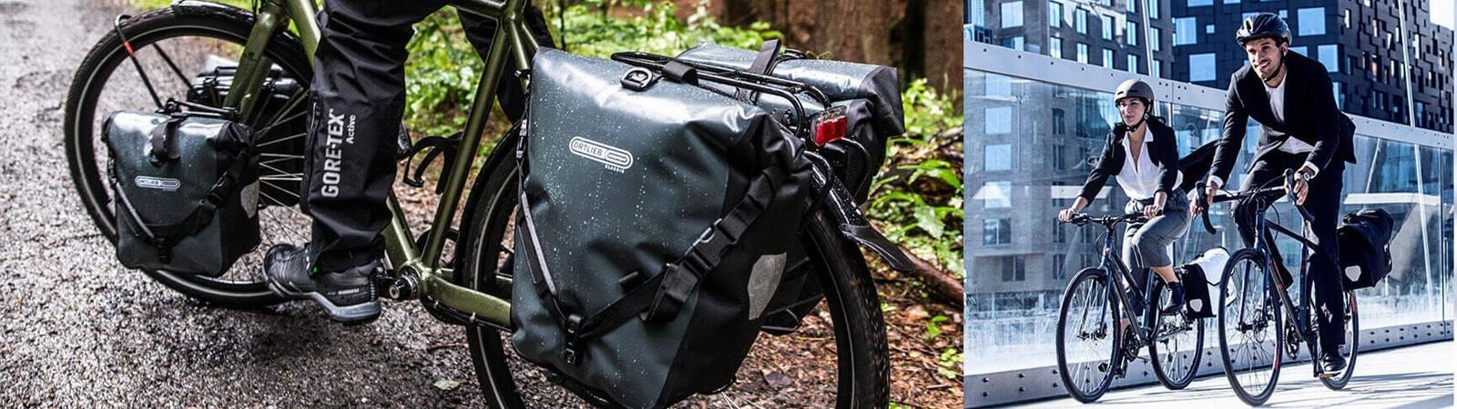 Vélo électrique & VTTAE : batteries, sacoches, panier, casque, antivol