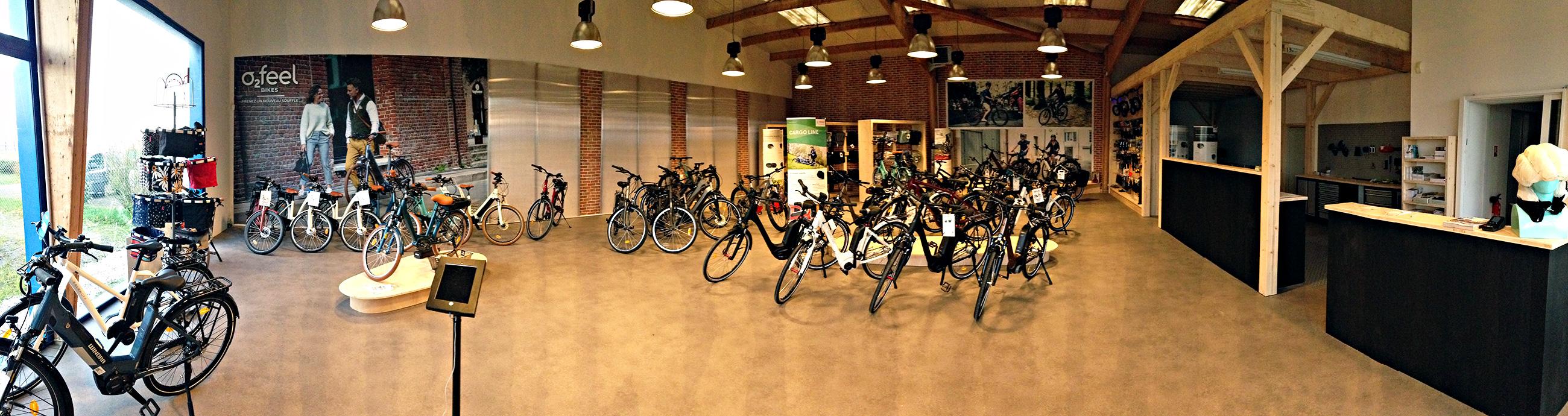 Vélozen Guérande vélo électrique