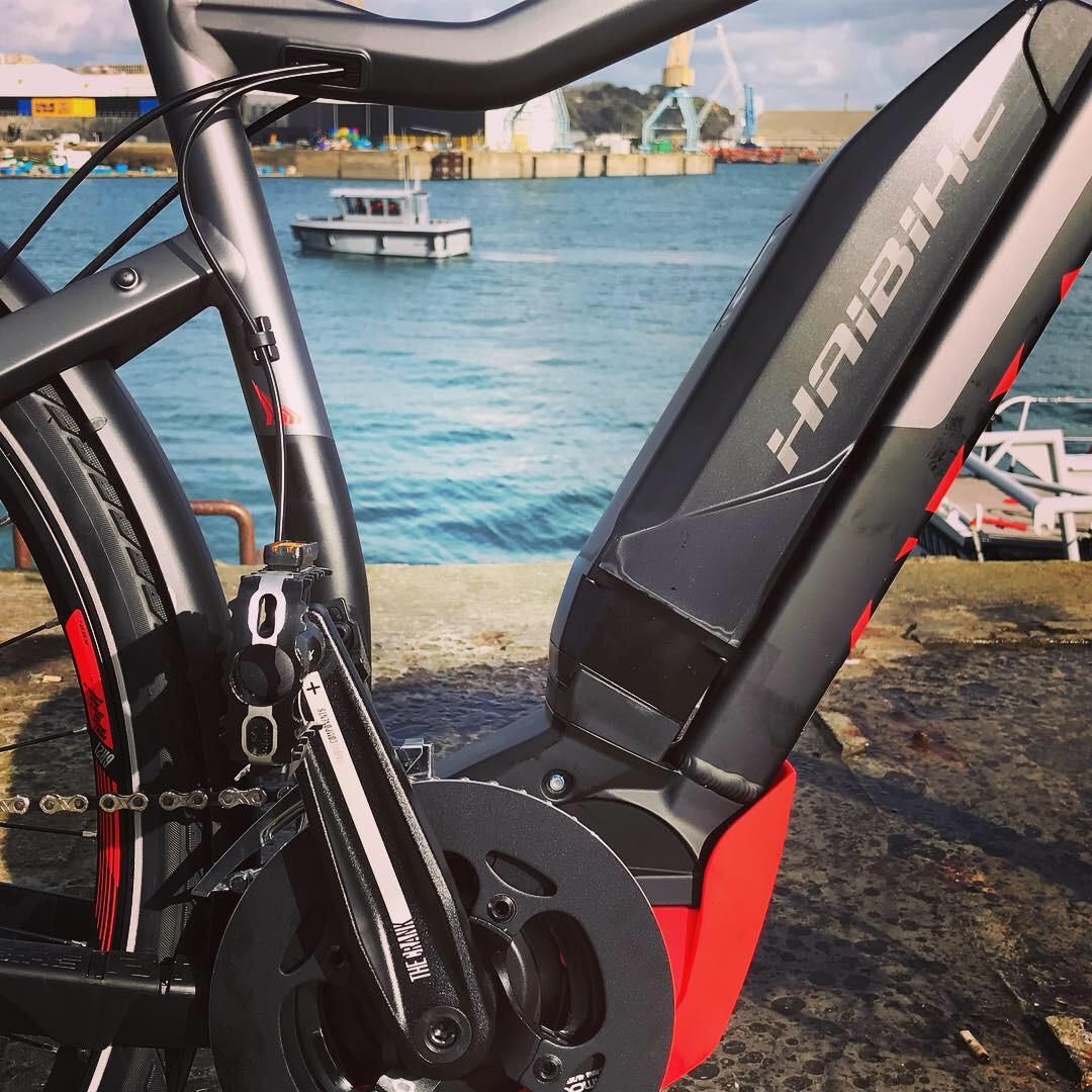 Vélo électrique S Duro Trekking 8.0 2019