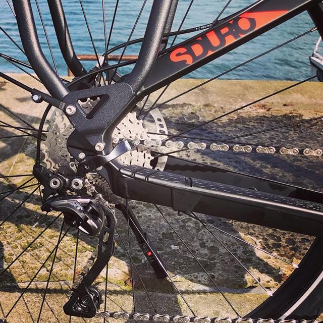 Vélo électrique SDURO Trekking S 8.0 2019