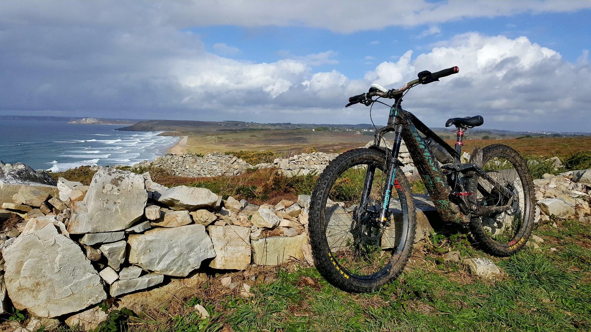 Vélo électrique Moustache Trail 6