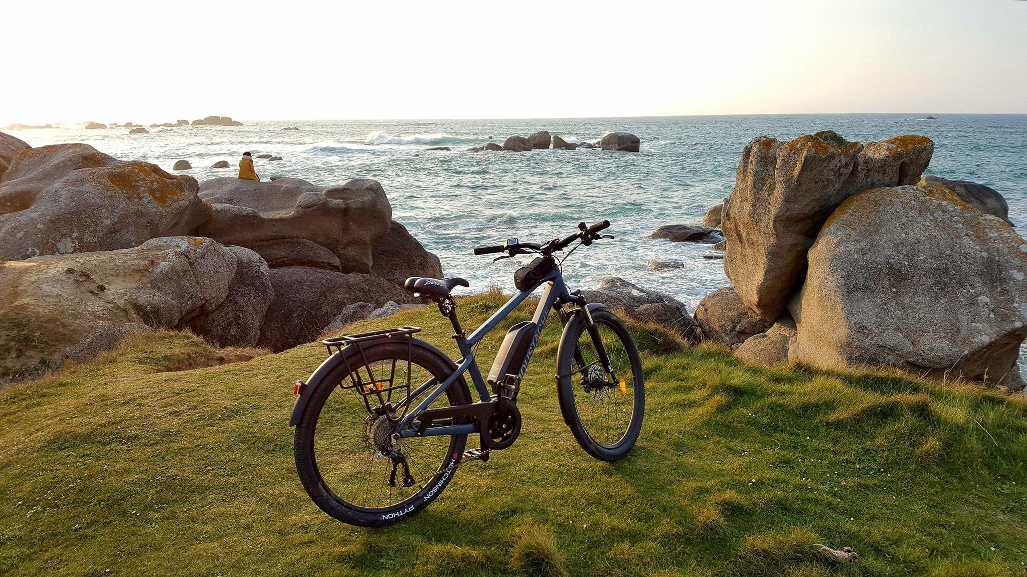 Vélo électrique x road 1