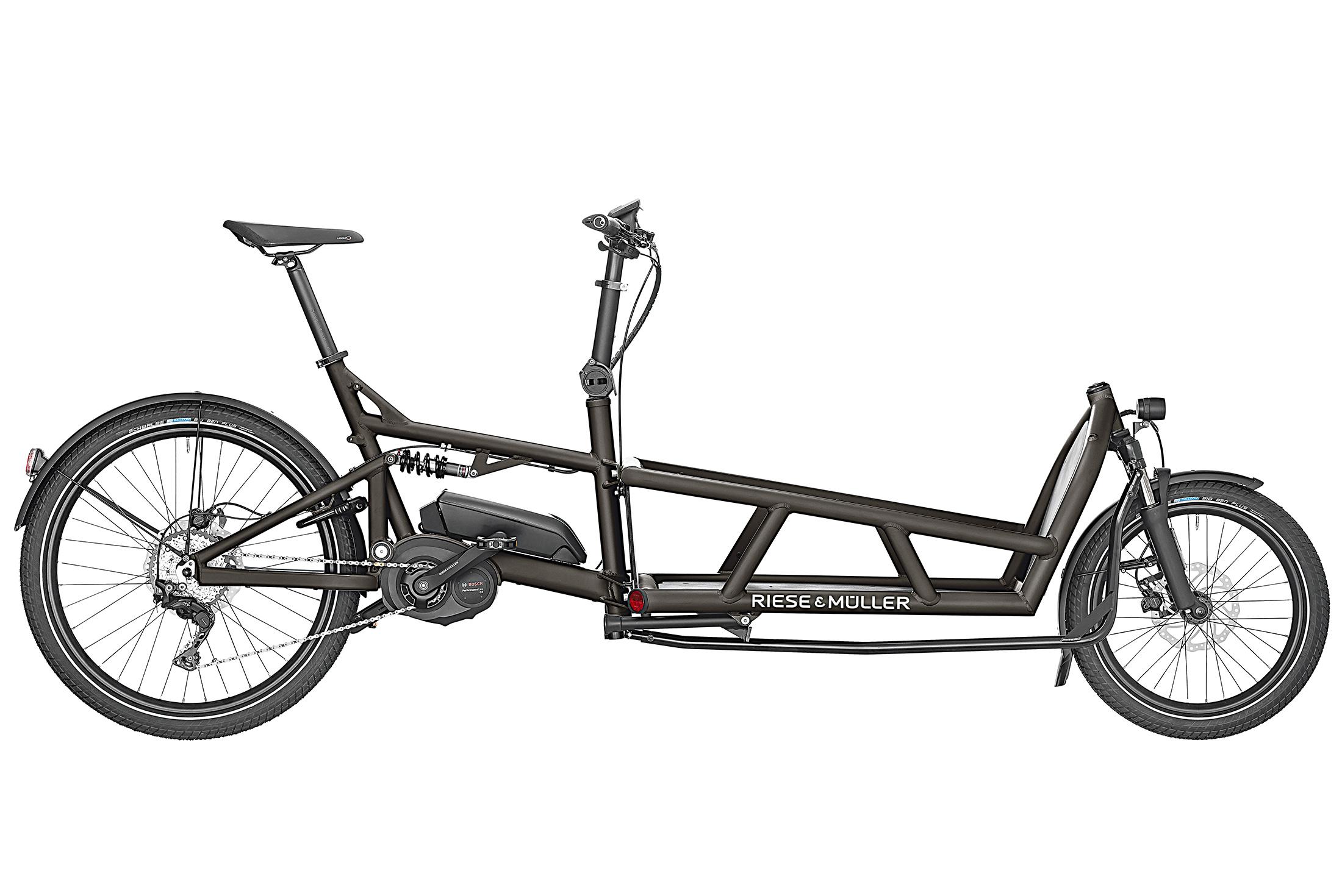 Vélo électrique Riese & Muller Load 75 2019