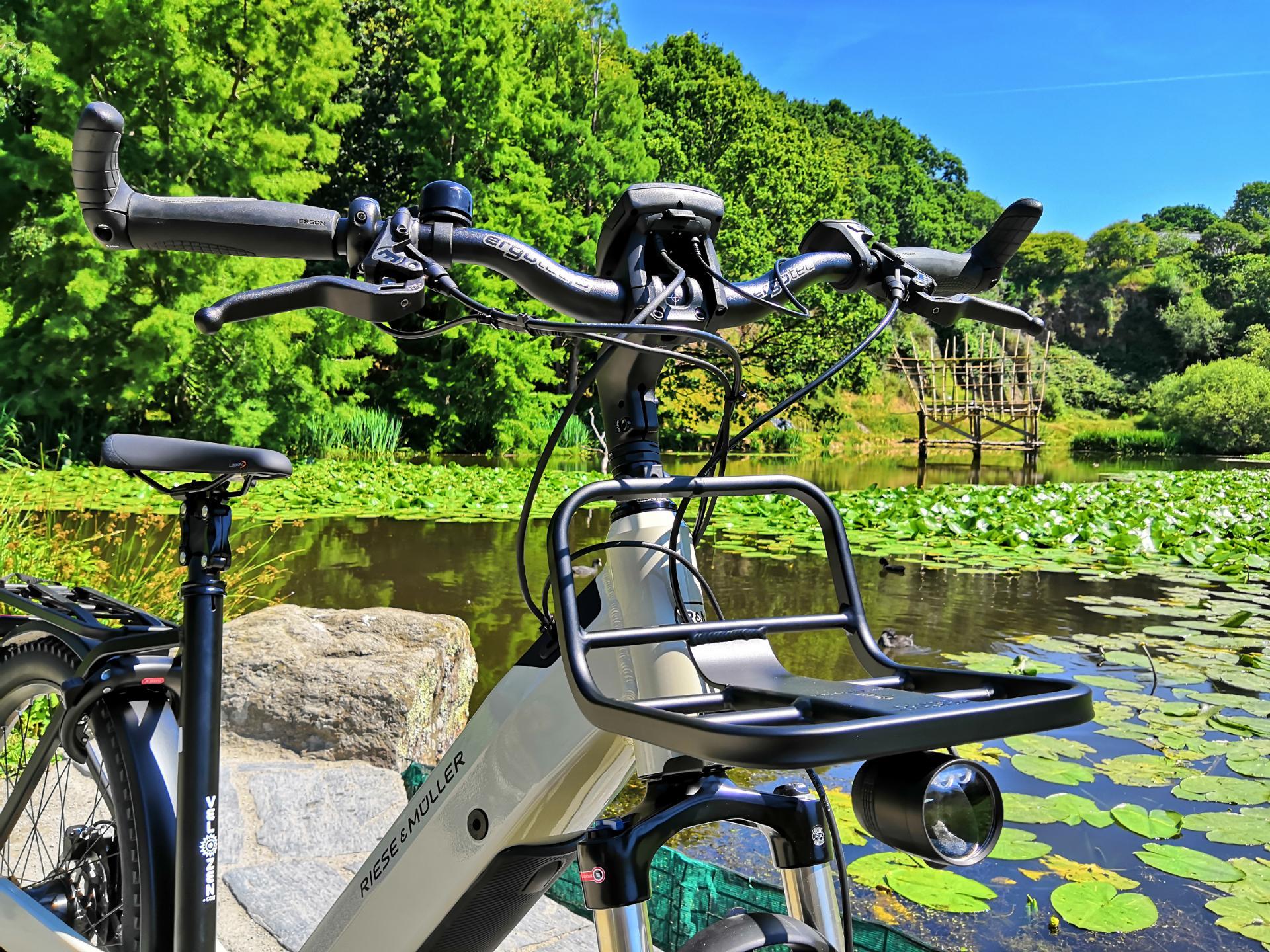 Vélo électrique Nevo GX Rohloff