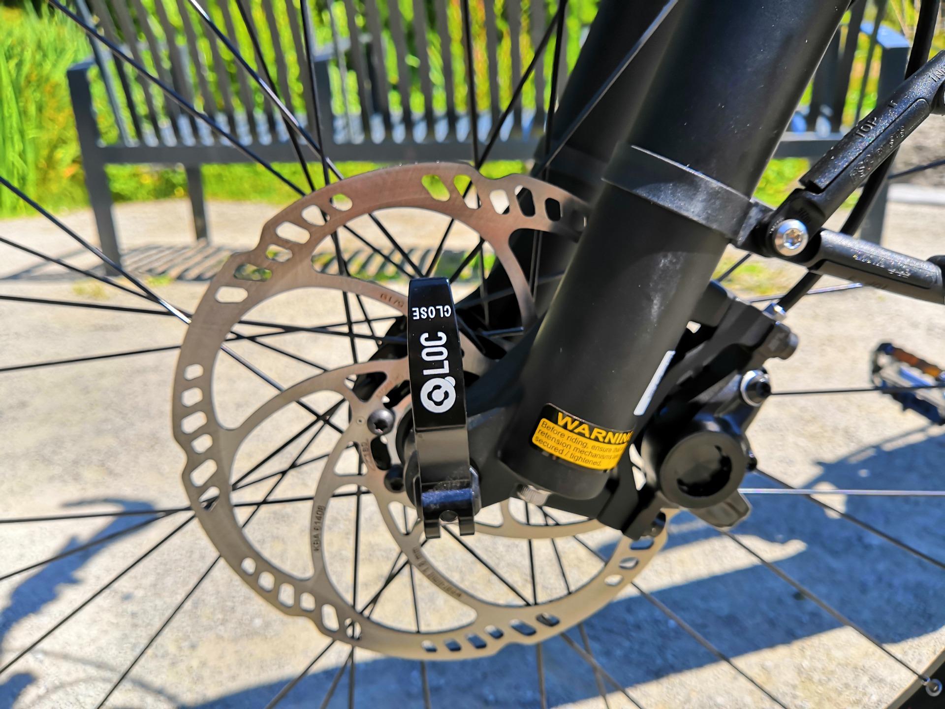 Vélo électrique Riese & Muller