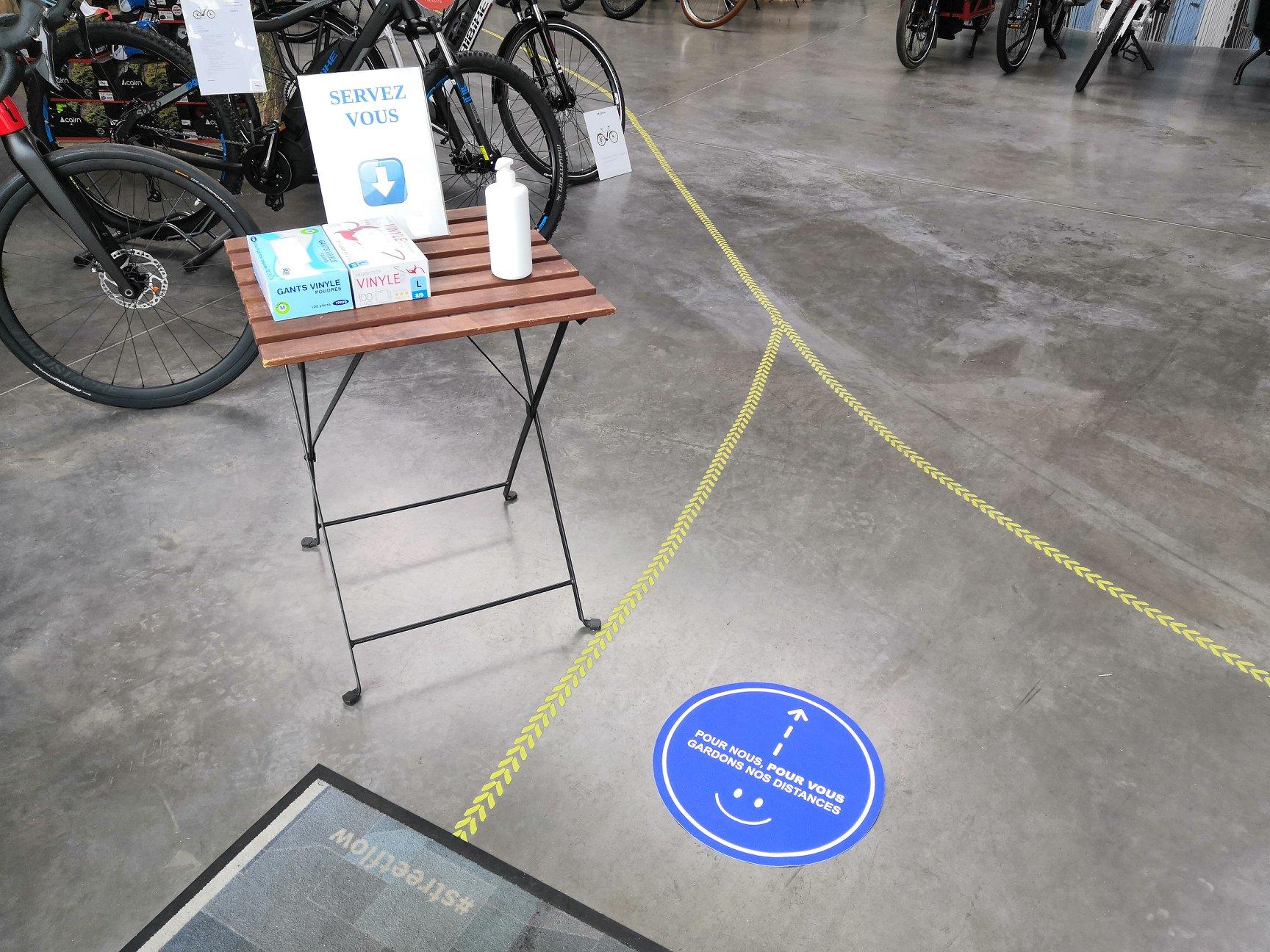 vélo électrique sécurité
