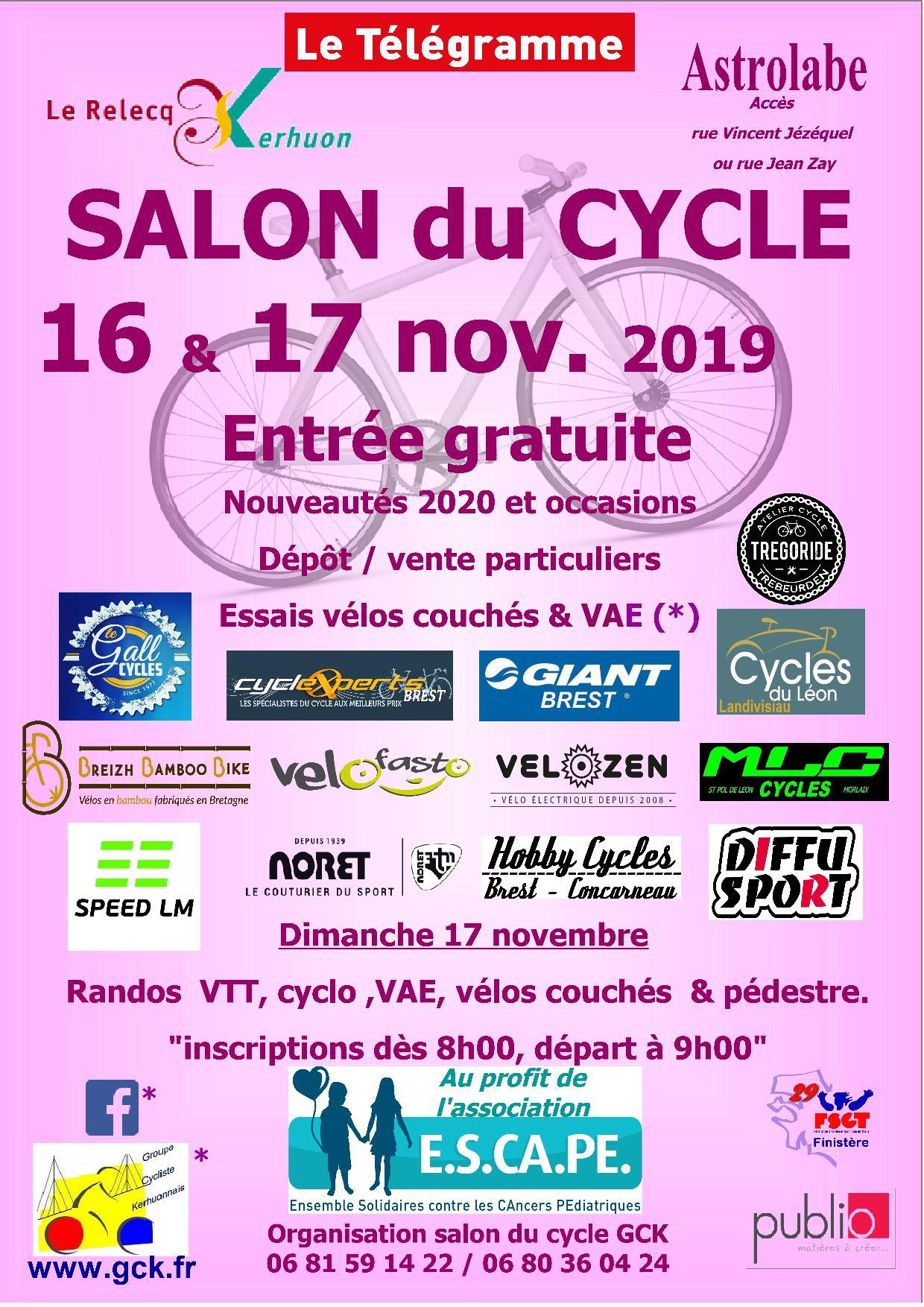 Salon Cycle