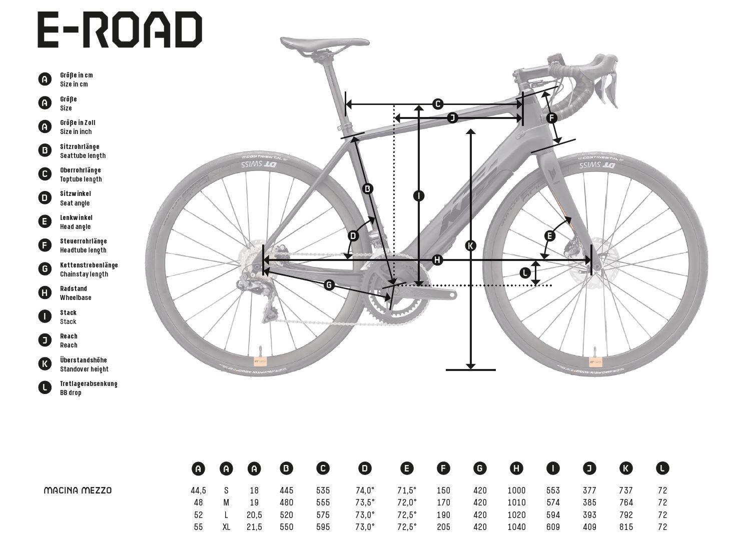 Vélo électrique route léger KTM MEZZO Di2 2019