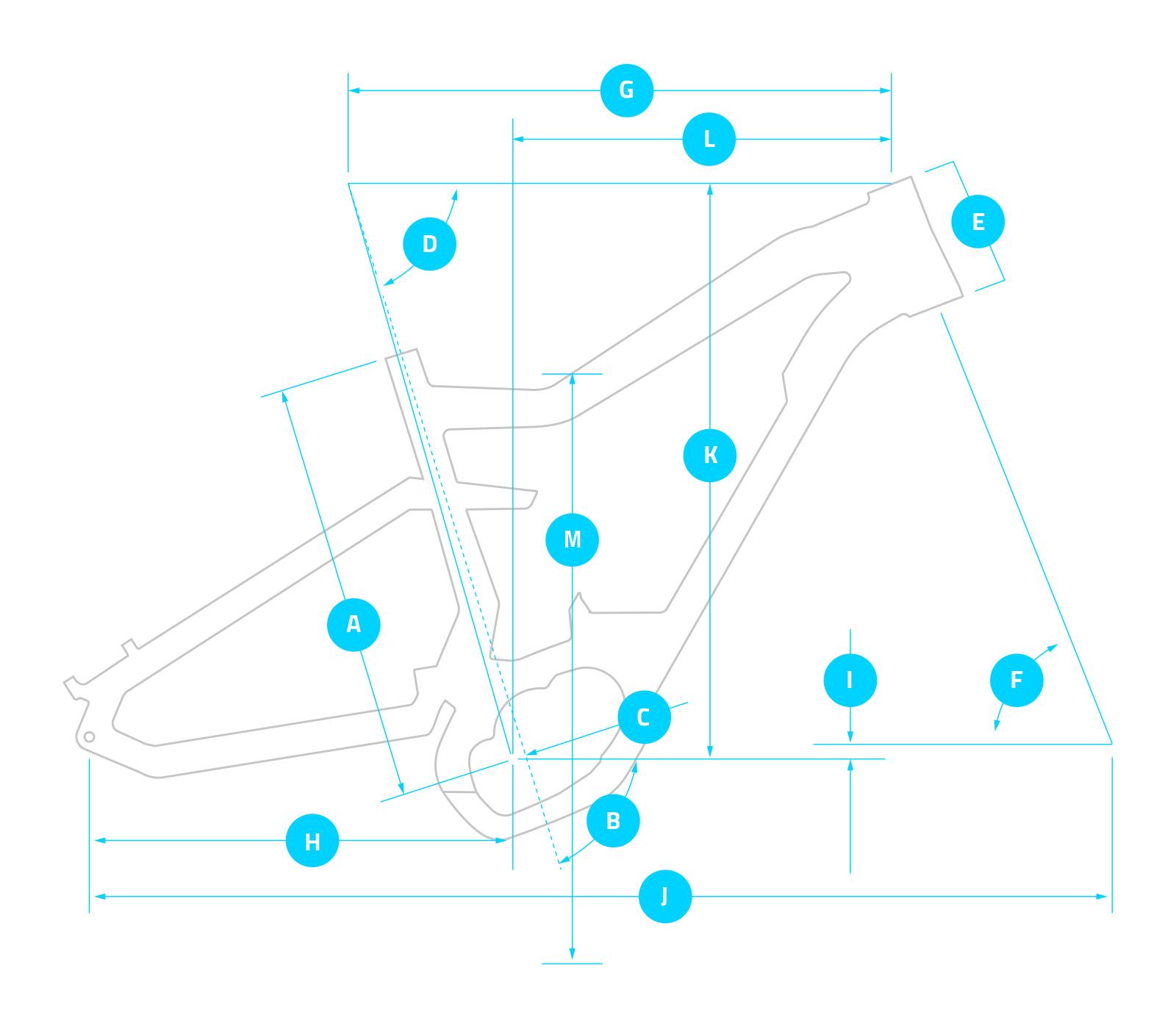 Guides des tailles VTT électrique Haibike XDURO