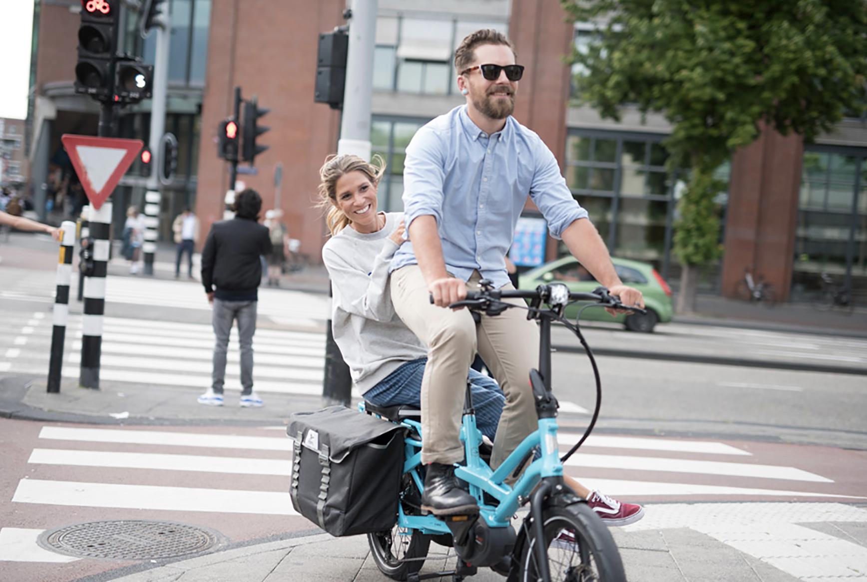 Vélo électrique Tern GSD