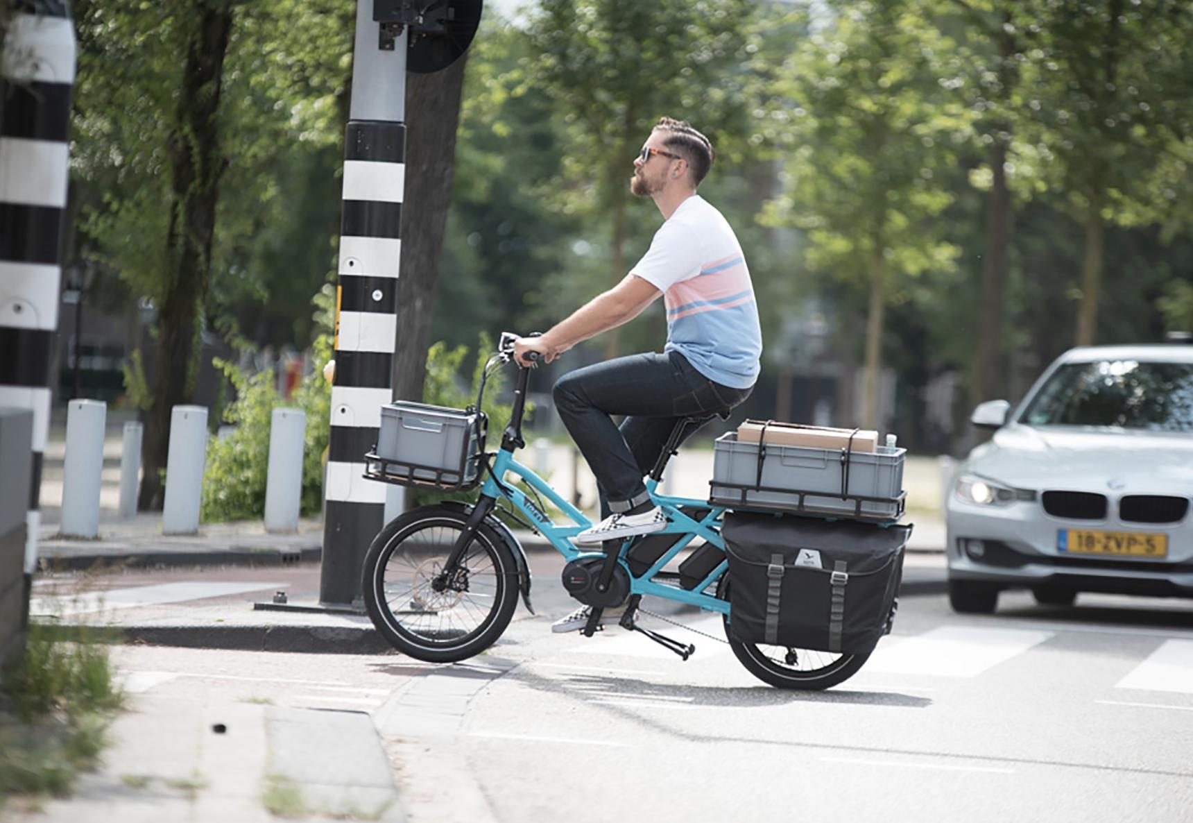 Vélo électrique Tern GSD 10