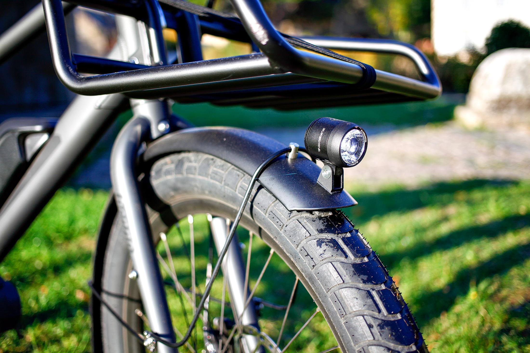 Vélo électrique cargo Benno Boost-e