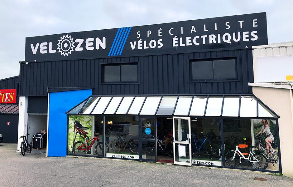Vélozen Quimper • Vélo électrique & VTTAE