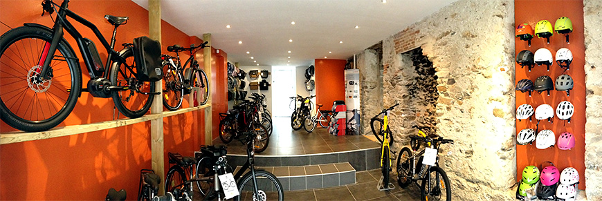 Vélozen • Vélo électrique & VTTAE La Baule Le Pouliguen