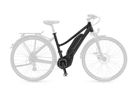 Vélo électrique cadre femme
