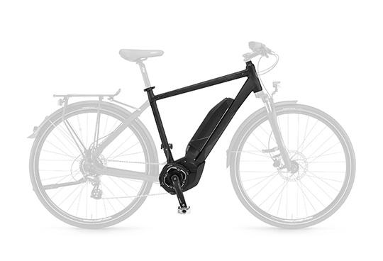 Vélo électrique cadre homme