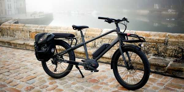 BENNO BOOST-e ••• Vélo électrique longtail, cargo, beach familly… what else?