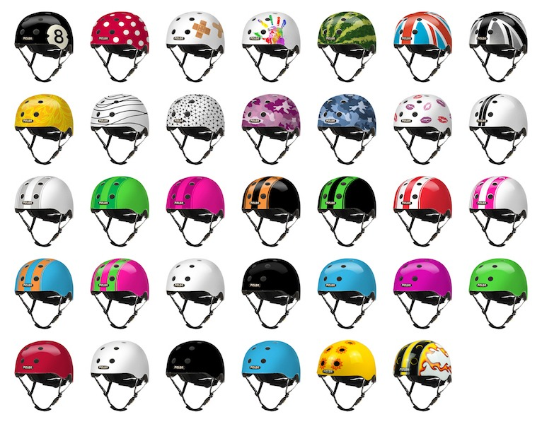 CASQUE MELON HELMETS ••• Un casque vélo original, confortable & customisable !